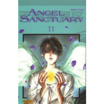 Angel Sanctuary 11 Manga