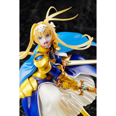 PREORDER ♦ Sword Art Online: Alicization PVC Statue 1/7 Alice Synthesis Thirty 21 cm Figur