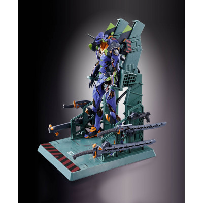 Neon Genesis Evangelion Metal Build Diecast EVA-01 Test Type 22 cm Figur