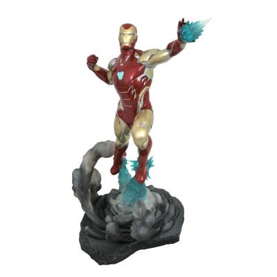 PREORDER ♦ Avengers: Endgame Marvel Movie Gallery PVC Diorama Iron Man MK85 23 cm Figur