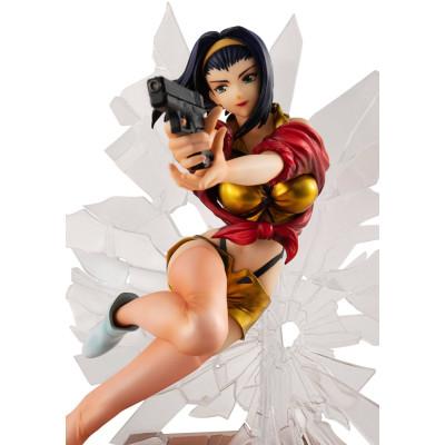 PREORDER ♦ Cowboy Bebop PVC Statuen 1/8 Faye Valentine 1st GIG 20 cm Figur