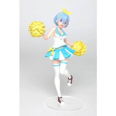 PREORDER ♦ Re:Zero PVC Statue Rem Cheerleader Version 23 cm Figur