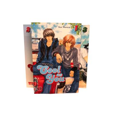 Cool As You 1-3 Manga Serie (gebraucht)