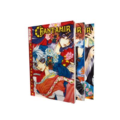 Fantamir 1-3 Manga Serie (gebraucht)