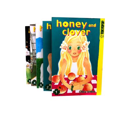 Honey and Clover 1-5 Manga Serie (gebraucht)