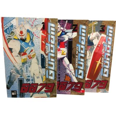 Mobile Suit Gundam 0079 Manga-Serie 1-3 (gebraucht)