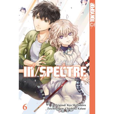 In/Spectre 6 Manga