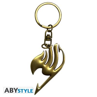 Fairy Tail Logo 3D Schlüsselanhänger