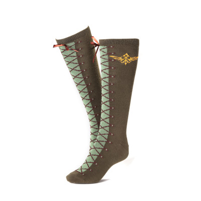 Zelda Knee High Socken