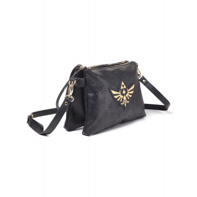 The Legend of Zelda Hyrule Logo Handtasche