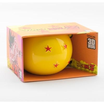 Dragon Ball Z 3D Ball 400ml Tasse
