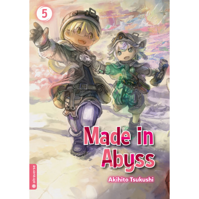 Made in Abyss 5 Manga