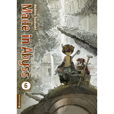 Made in Abyss 6 Manga
