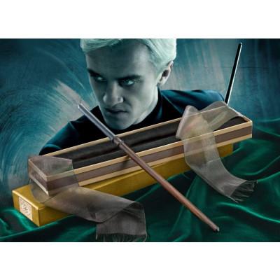Harry Potter Draco Malfoy Ollivander-Edition Zauberstab