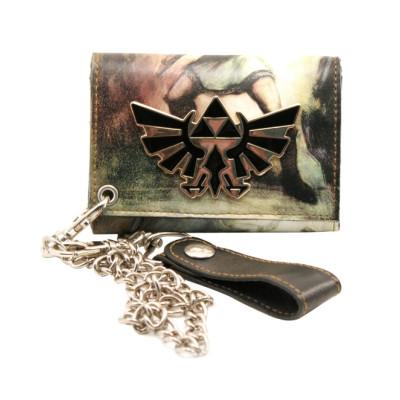 The Legend of Zelda Geldbeutel Zelda Triforce