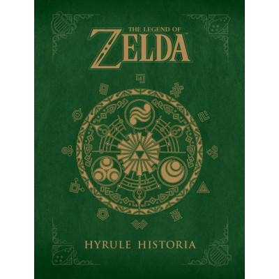 The Legend of Zelda Hyrule Historia Buch