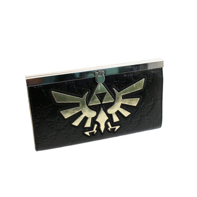 The Legend of Zelda Golden Logo Geldbeutel