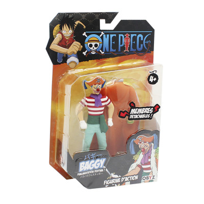 One Piece Buggy 12cm Action-Figur