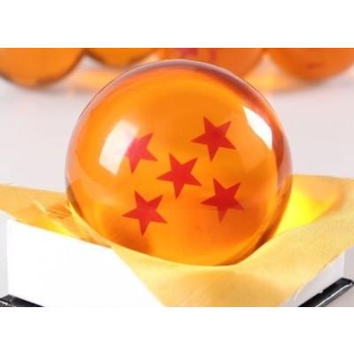 Dragon Ball 5 Sterne große Kristallkugel