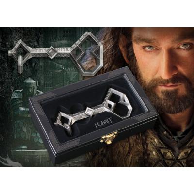 Der Hobbit: Eine unerwartete Reise 1/1 Replik 14cm Thorins Schlüssel zum Erebor