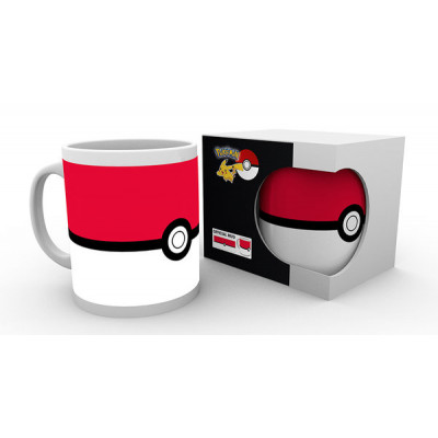 Pokemon Pokeball 320ml Tasse