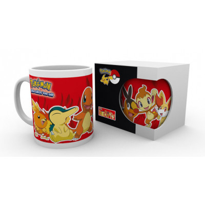 Pokemon Glumanda Fire Partners 320ml Tasse