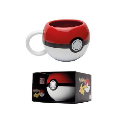 Pokemon Pokeball 3D 400ml Tasse