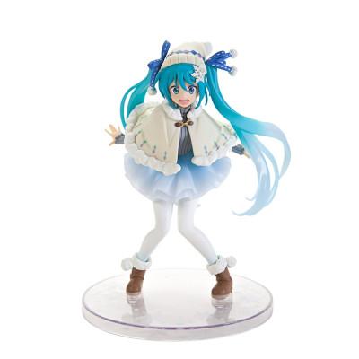 Vocaloid Miku Hatsune Winter Clothes Ver. 16cm Figur