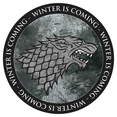 Game of Thrones Stark Mauspad