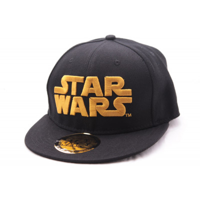 Star Wars Golden Logo Baseball Cap
