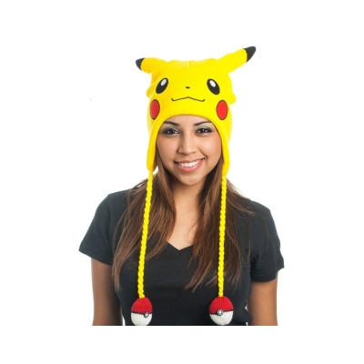 Pokemon Pikachu Laplander Beanie Mütze