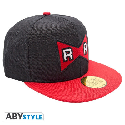 Dragon Ball Z Red Ribbon Army Snapback