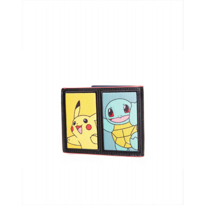 Pokemon Starting Characters Bifold Portemonnaie