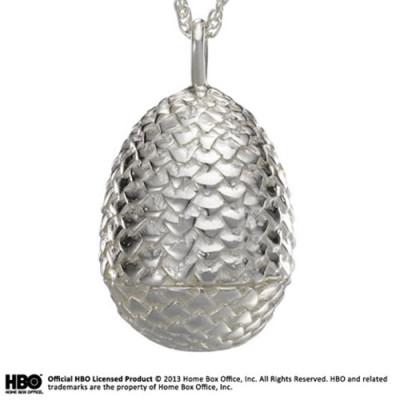 Game of Thrones Drachenei (Sterling Silber) Halskette & Anhänger