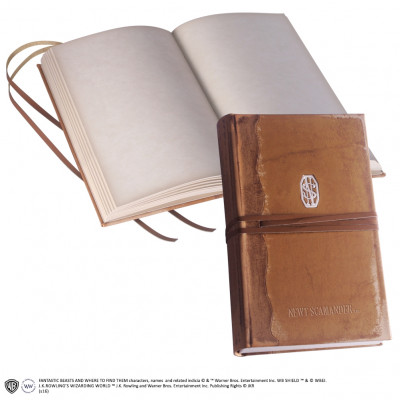 Phantastische Tierwesen Newt Scamander Tagebuch