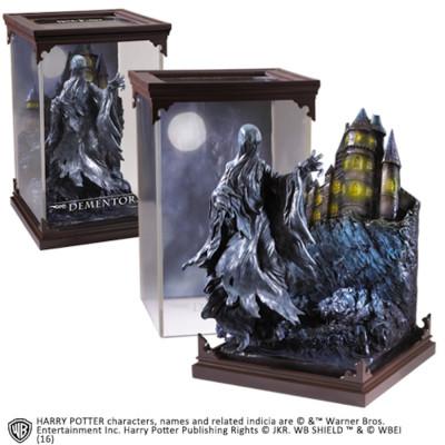 Harry Potter Magical Creatures Diorama Dementor 18 cm Figur