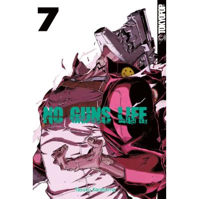 No Guns Life 7 Manga