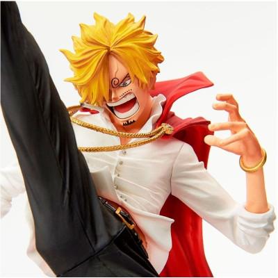 One Piece BWFC 2 Sanji Vinsmoke 20 cm Figur