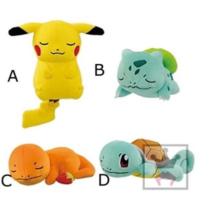 Pokémon Kanto Starter Pokemon Plüsch-Figuren