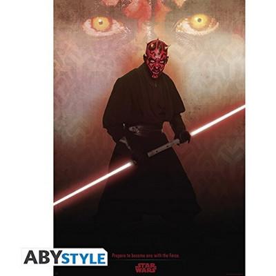 Star Wars Darth Maul 91,5x61cm Poster