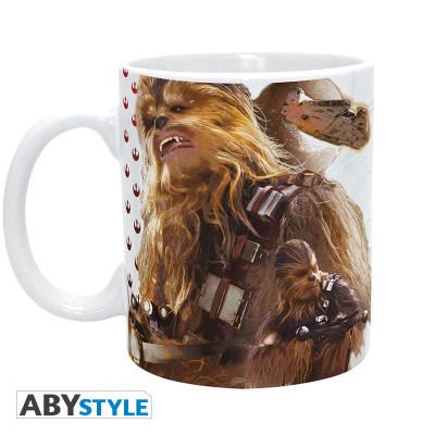 Star Wars Chewbacca 320ml Tasse