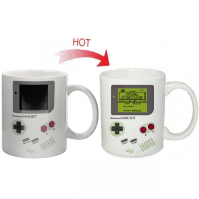 Nintendo Magic Mug Game Boy 300ml Tasse