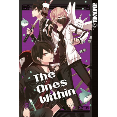 The Ones Within 9 Manga