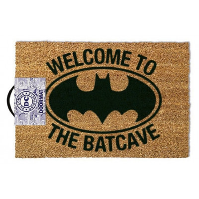 DC Comics Welcome To The Batcave 40 x 60 cm Fußmatte