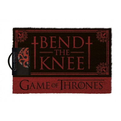 Game of Thrones Bend the Knee 40 x 57 cm Fußmatte