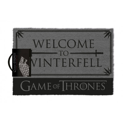 Game of Thrones Welcome to Winterfell 40 x 57 cm Fußmatte