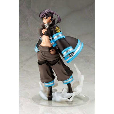 PREORDER ♦ Fire Force ARTFXJ Statue 1/8 Tamaki Kotatsu (Glows in the Dark) 20 cm Figur