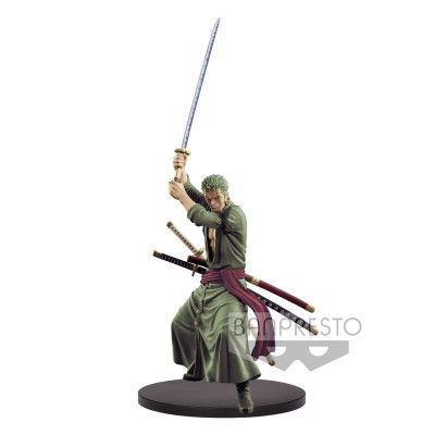 One Piece Swordsman Moment Vol.1  Zoro 18cm Figur