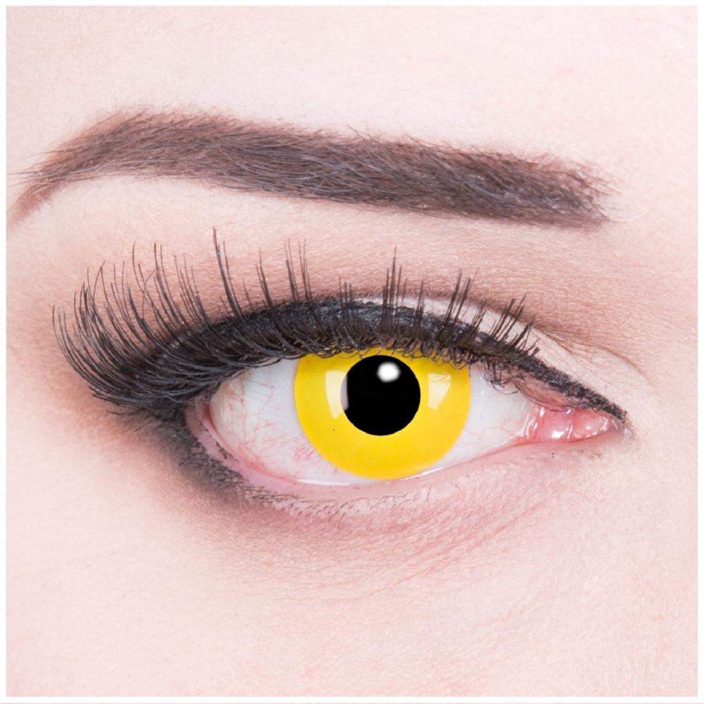 manga yellow kontaktlinsen cosplay. Black Bedroom Furniture Sets. Home Design Ideas