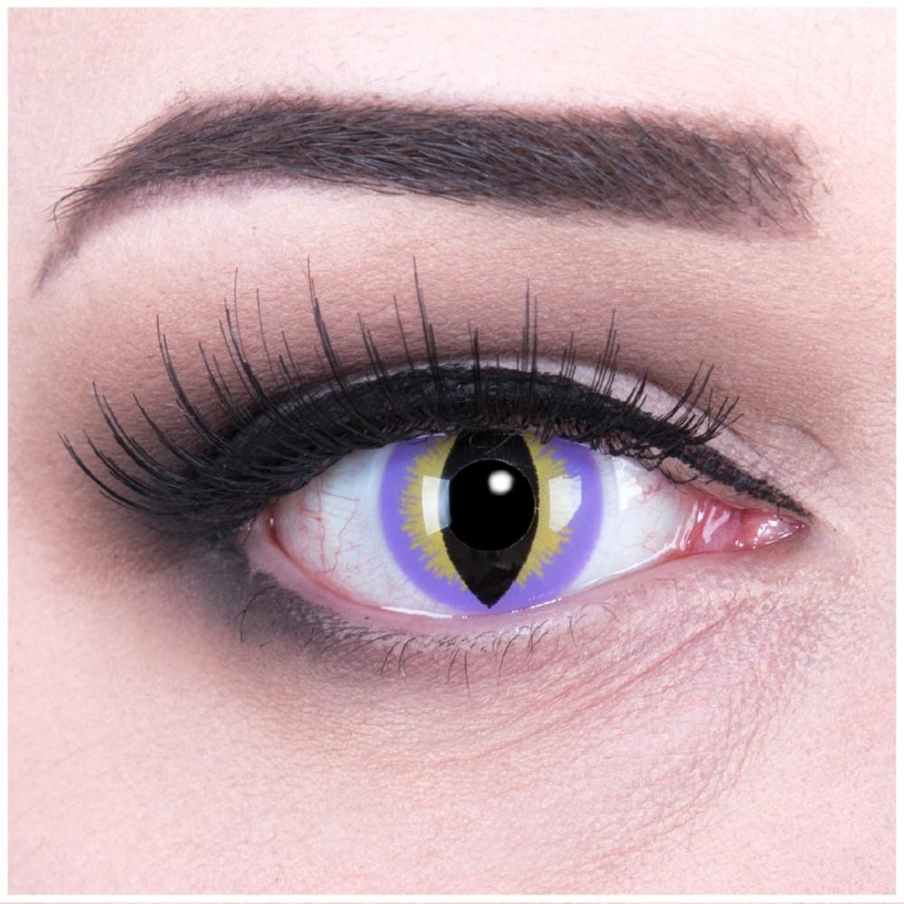 manga purple dragon kontaktlinsen cosplay. Black Bedroom Furniture Sets. Home Design Ideas